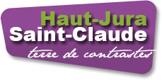 Site de l'Office de Tourisme de Saint-Claude Haut-Jura